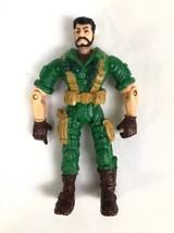 2003 Lanard The Corps Zader Crash Baptiste Action Figure - $3.42