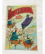 Blackhawk 159 Comic DC Silver Age Good Condition - $9.99