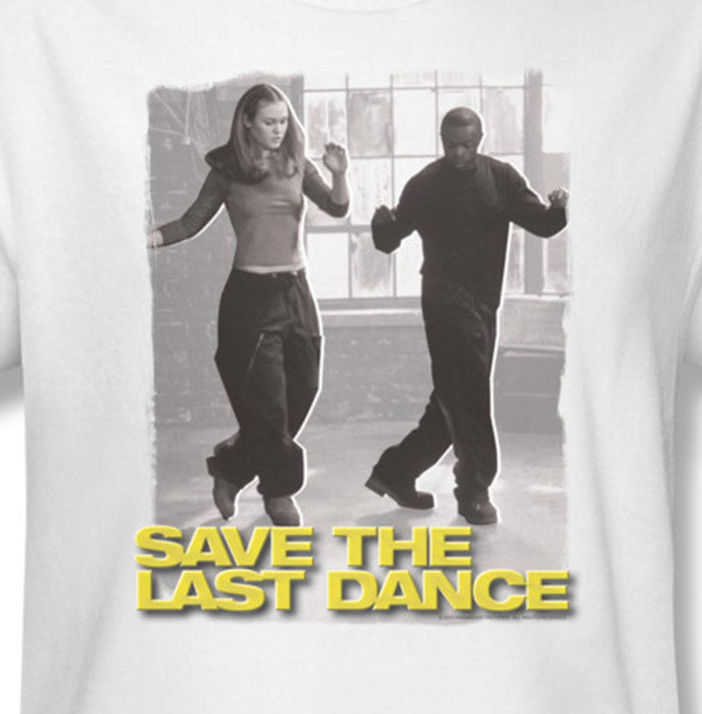 Save The Last Dance Julia Stiles Sean Patrick Thomas Graphic T'shirt  PAR323