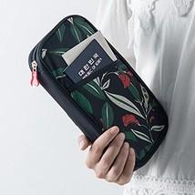 Abstract Tropical Print Passport Travel Case Wallet   Modern   Trendy   ... - £9.74 GBP
