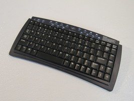 Gyration 30 Foot Compact Wireless Keyboard Black 88 Key QWERTY Layout GP... - $55.31