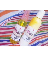 birthday cake body spray and body lotion set - $12.00