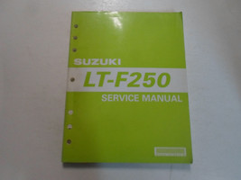 2002 Suzuki LT-F250 Service Repair Shop Manual Factory Oem Book 02 Dealership - $23.72