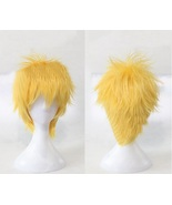 Fairy Tail Laxus Dreyar Cosplay Wig for Sale - $37.00