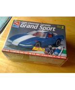 Ertl 1996 Corvette Grand Sport 1/25 w/Paints/Glue MISB! - $10.95