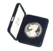 2006-W American Silver Eagle Proof In Original Box W/ Coa !!! - $79.19