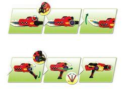 Miniforce Gun Saver Super Dinosaur Power Transformation Toy Sword Gun image 5