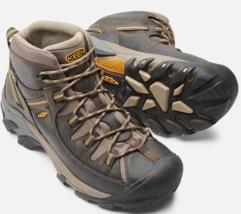 Keen Targhee II Mid Size 9.5 M (D) EU 42.5 Men's WP Trail Hiking Boots 1002375