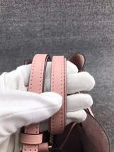 100% Authentic Louis Vuitton Monogram Neonoe Bucket Bag Pink Receipt Mint image 5