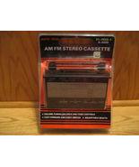 Auto Tech AM FM Car Radio Stereo Cassette Player 21-7023-1 S-5000 NIB - $145.00