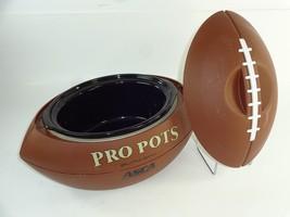 ASCA Pro Pots Football Slow Cooker Crock Pot 1.5 Q -NFL Superbowl Party ... - $31.66