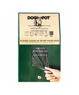 DOGIPOT Green Aluminum Junior Dog Waste Bag Dispenser - Header Pak  - $153.99