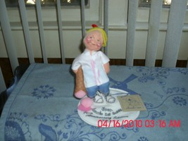 Used Annalee Doll With TAGS-10TH Ann. 1993 - $9.79