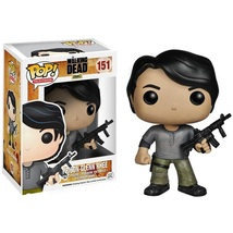 Funko POP Television: the Walking Dead Glenn Figure Toy Comes with Origi... - $18.99+