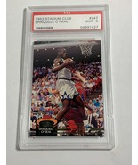 1992 STADIUM CLUB SHAQUILLE O'NEAL PSA MINT 9 #247 (MR) ROOKIE CARD RC - $197.99