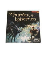THUNDER & LIGHTNING by Z-Man Games FACTORY THOR and  LOKI Complete 100% - $42.74