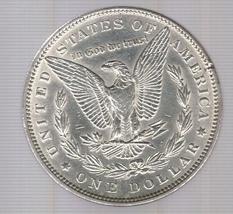 1896 Morgan Silver Dollar image 2