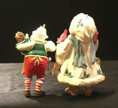 Hallmark Handcrafted Ornaments AA-191775C Collectible ( 2 pieces ) image 5
