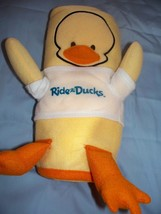 NEW Baby Blanket - DUCK - PERSONALIZED NAME Embroidery SHOWER GIFT Chris... - $12.99