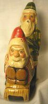 Vaillancourt Folk Art , Sleigh Ride Elf  signed by Judi Vaillancourt image 3