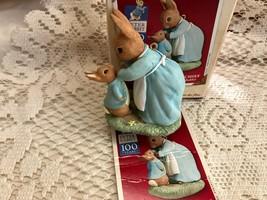 Hallmark Keepsake Ornament Don't Get Into Mischief 2002 Beatrix Potter - $14.03