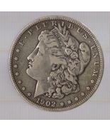 1902 Morgan Silver Dollar - $49.00