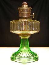 Antique Aladdin B-105 Corinthian Kerosene - Oil Lamp - (sku#1533) - $149.93