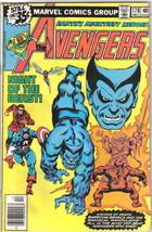 The Avengers Comic Book #178 Marvel Comics 1978 VERY FINE- - $5.24