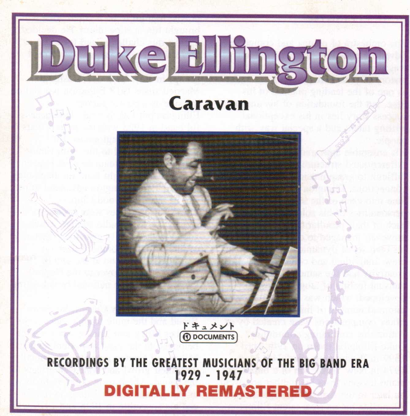 Duke Ellington (Carvan)