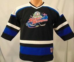 Space Rangers Youth Jersey Shirt M (7/8) Buzz Lightyear Walt Disney World KIds - $23.17