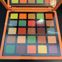 NEW IN BOX ABH NORVINA COLLECTION VOLUME 2 Pro Pigment Palette  AUTUMN COLORS image 5