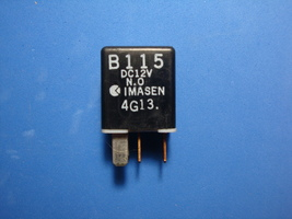 Mazda Imasen Multi-purpose RELAY B115 OEM - $7.99
