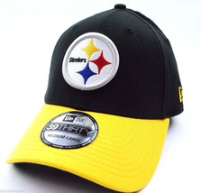 Pittsburgh Steelers New Era 39THIRTY NFL TD Classic Football Hat Cap  M/L - $20.89