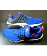 Nike Mens Air Presto Ultra Breath Running Shoes Racer Blue Crimson Size ... - $118.79