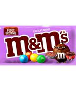 NEW! Fudge Brownie M&Ms 4 LBs Chocolate Candy - $44.99
