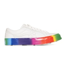 Converse One Star Rainbow Pride x Tyler the Creator (Multicolor/ White) ... - $144.99
