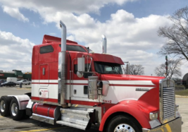 2009 Kenworth W900 For Sale In Crete, Illinois 60441 image 9