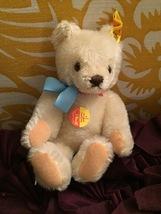 Steiff White Original Teddy Bear, PURCHASE BEFORE JAN. 5TH, 25% OFF FINA... - $125.00