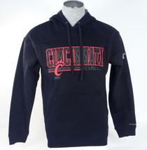 Under Armour Storm Cincinnati Bearcats Black Pullover Hoodie Mens NWT - $74.99