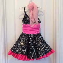 Fiftees 50s SOCK HOP SODA SHOP COSTUME - $64.35