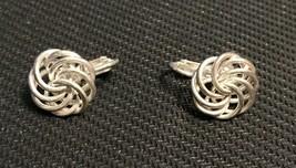 Bobbie Brooks Silver Tone Clip On Earrings Shine - $12.99