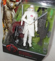 "✰ 2009 Gi Joe Rise Of Cobra Moc 4"" ✰✰ Storm Shadow Mercenary ✰✰ Figure Hasbro - $16.99"