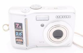 SAMSUNG S73 7.2MP DIGITAL CAMERA - BROKEN SOLD AS IS - $12.99