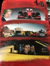 OFFICIAL FERRARI MAGAZINE ISSUE 4 MARCH 2009 - $69.29