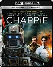 Chappie [4K Ultra HD + Blu-ray]