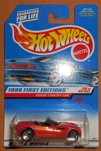 Hot Wheels 1998 First Editions Dodge Concept Car On Sealed Card - $8.00