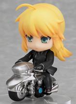 Nendoroid Petite Type Moon Collection Mini Saber (Bike) Action Figure NEW! - $27.99