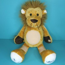 Build A Bear Lenny Lion Medtronic Diabetes Insulin Buddy Plush Stuffed A... - $24.95