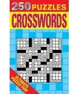250 Crossword Puzzles (Ultimate Fun!) [Paperback] [Jan 01, 2012] Arcturus - $10.84