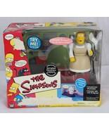 The Simpsons Intelli tronic voice activation lunchlady Doris doll Elem c... - $17.58